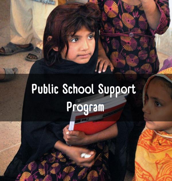 Public School Support Program1
